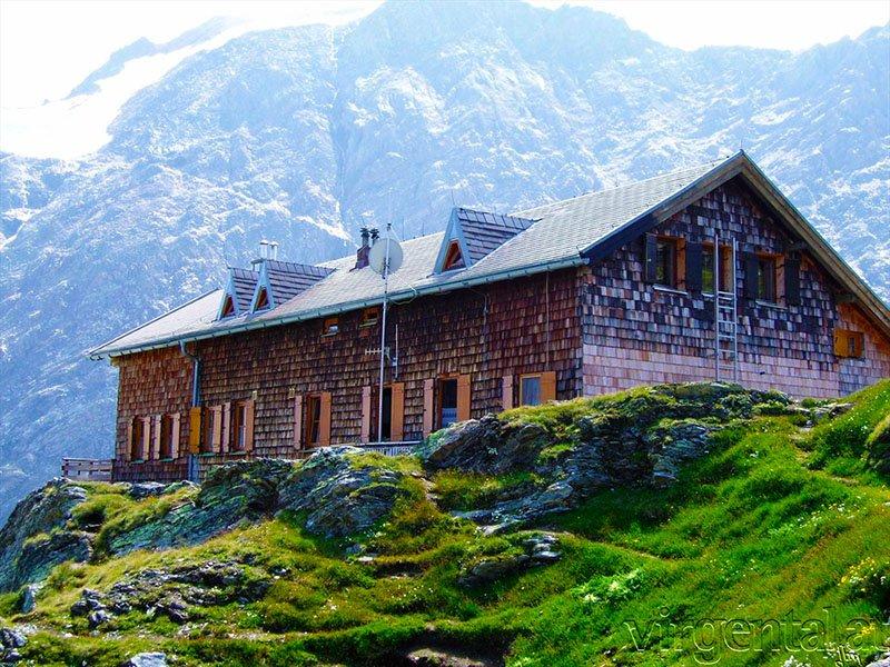 Badener Hütte Osttirol