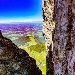 Blick vom Gipfel der Kampenwand