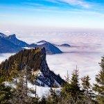 Das Tal im Nebel